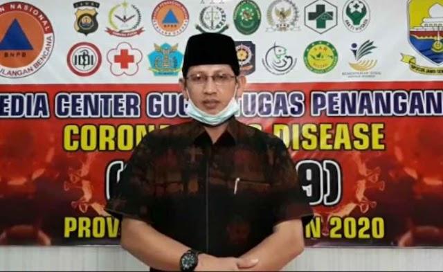Pemprov Jambi Larang Mudik Lokal Antar Kabupaten