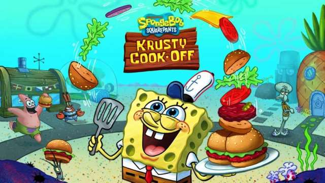 Download SpongeBob: Krusty Cook-Off APK