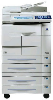 Konica Minolta Bizhub 7222 Printer Driver Download