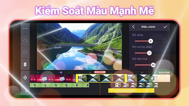 KineMaster Pro - App chỉnh sửa video trên điện thoại, máy tính d