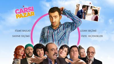 فيلم السوق Çarsi Pazar