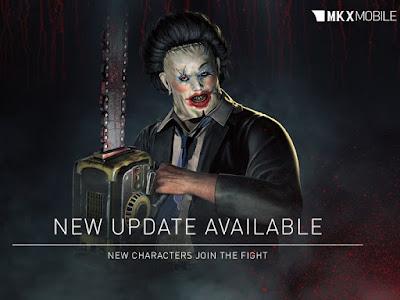 MKX mobile 1.21 Halloween