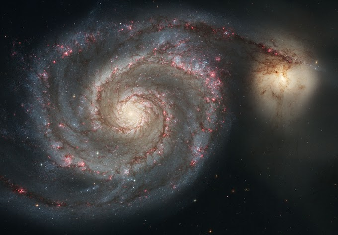 What is Whirlpool Galaxy?