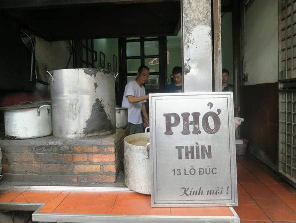 best pho bo in hanoi