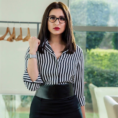 Parineeti Chopra New Profile Pic