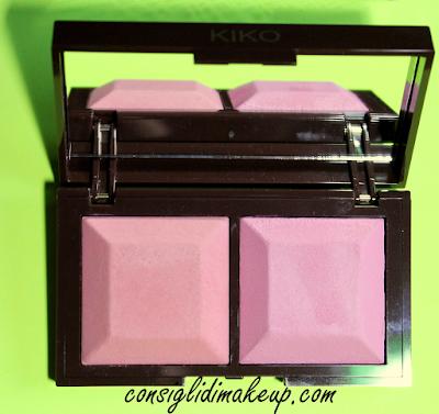 blush cioccolato packaging