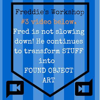 Freddie's Workshop Video #3