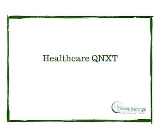 Healthcare QNXT Training in Hyderabad India