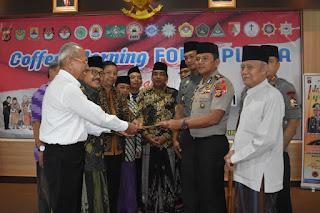 FKUB Kabupaten Cirebon Sepakati Pemilu 2019 Damai