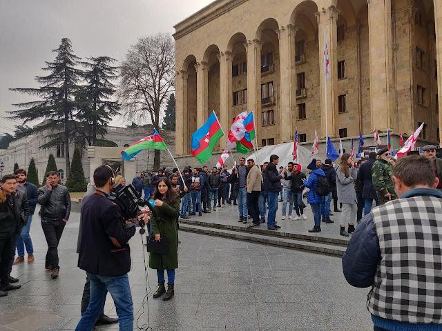 Estados Unidos condena que Azerbaiyán rechace armenios