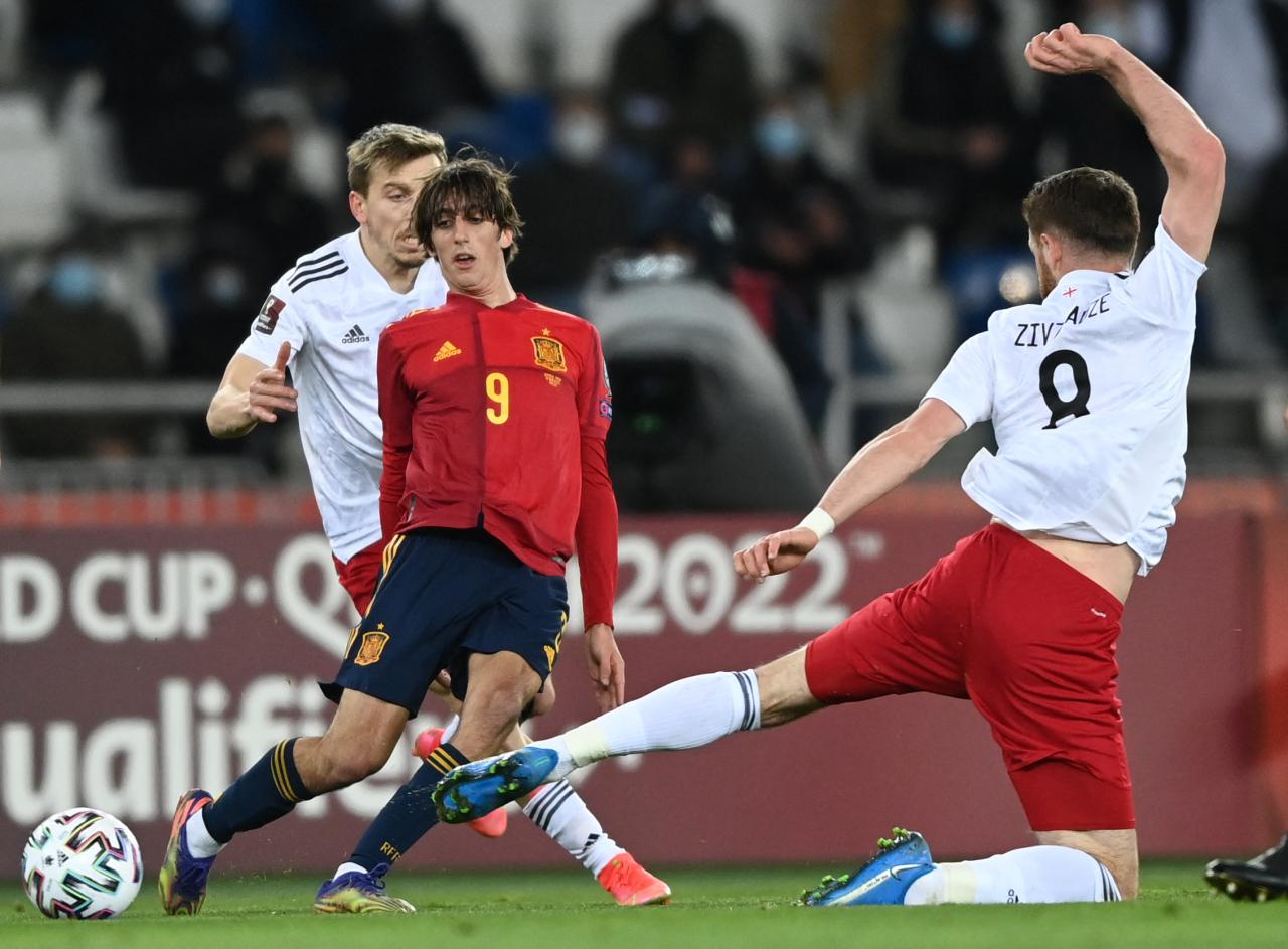 جورجيا ضد إسبانيا