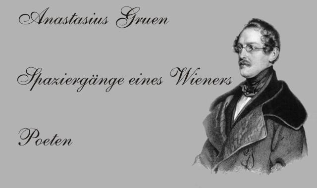 Anastasius Gruen Gedichte