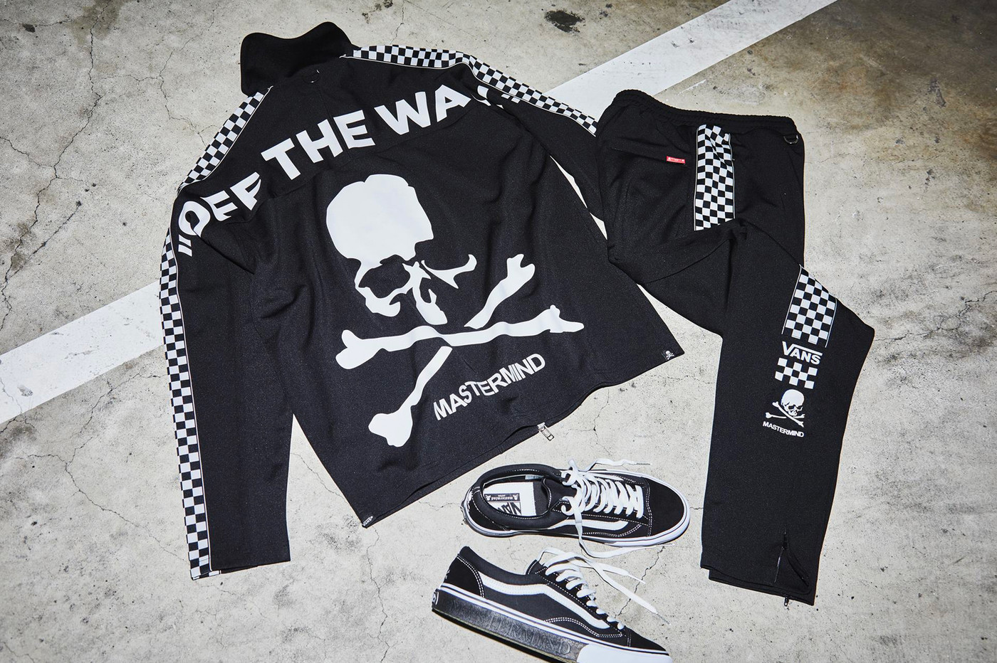 7a98a0c1a0 mastermind JAPAN and Vans build upon their storied partnership with a new  capsule collection due out at month s end. Granted a sneak peek at the ...