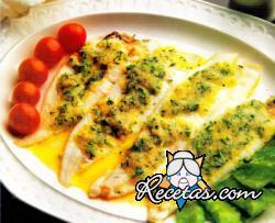 Area de pesca recetas con pescado filetes de lenguado al - Lenguado al microondas ...
