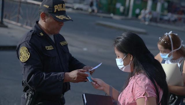 Perú retoma inmovilización social obligatoria los domingos