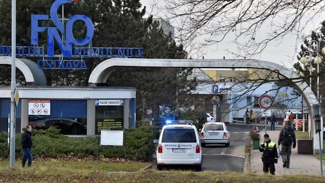 Hatra emelkedett a cseh kórházban lelőtt áldozatok száma