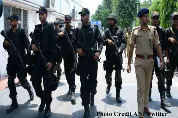 pp-vidhansabha-visfotak-kand-commando-conducted-mock-drill
