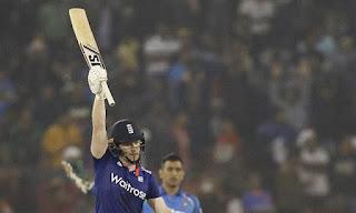 Eoin Morgan 102 vs India Highlights