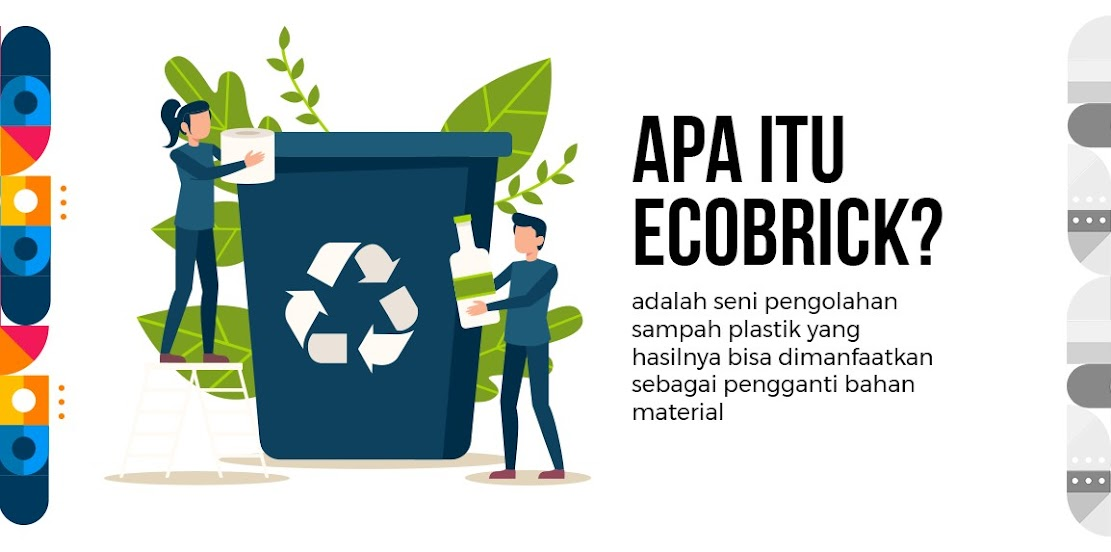 Ecobrick - Pertamina Exor Run • 2019