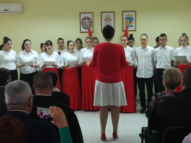 Свечено обележен Митровдан, Дан општине Тител