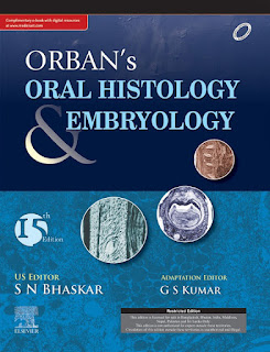 Orban's Oral Histology & Embryology 15th Edition