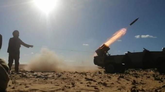 🔴 البلاغ العسكري 184 : الجيش الصحراوي يواصل قصف تخندقات جنود الاحتلال المغربي على طول جدار الذل والعار