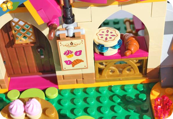 LEGO® ELVES - Azari et la boulangerie magique