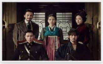 drama korea terbaik sepanjang masa mr sunshine