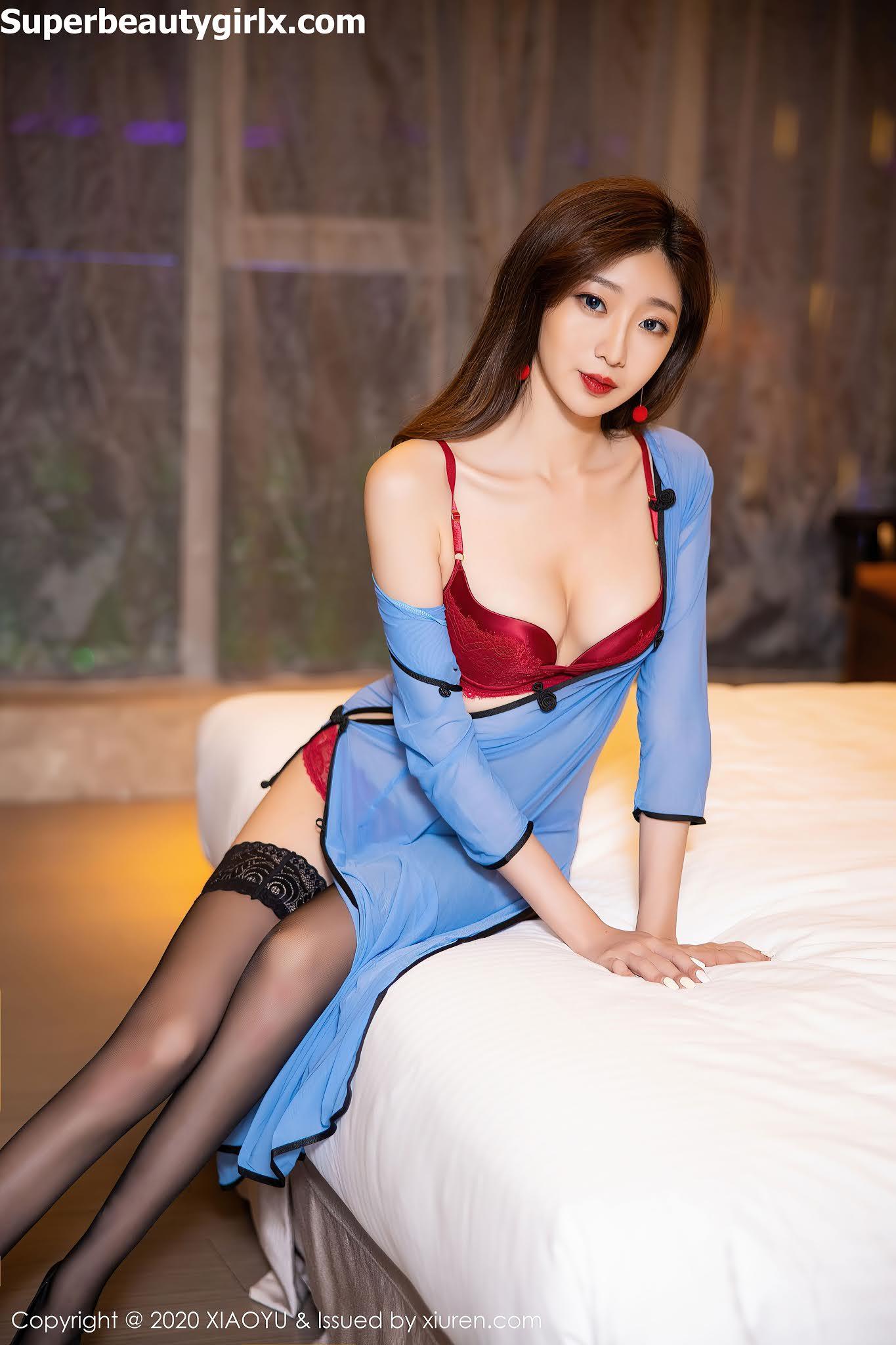 XiaoYu-Vol.412-Yee-Superbeautygirlx.com
