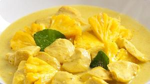 Mungkin warga indonesia sudah tahu dengan yang namanya kari ayam nenas Cara memasak kari ayam nenas yang enak