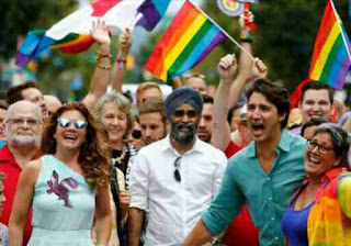 Canadian Man Faces 2 Years in Prison for Preaching Jesus During Gay Pride Parade