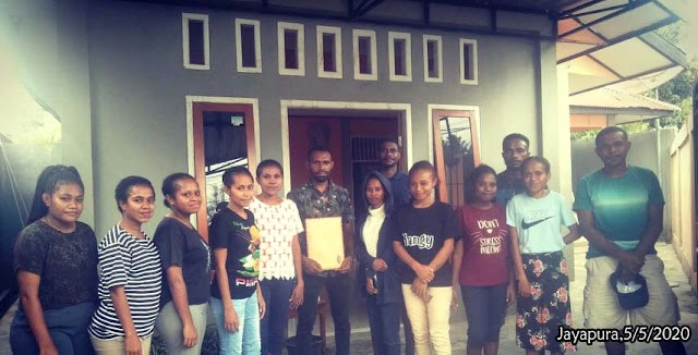 Mahasiswa/i asal Sorsel Kota studi Jayapura Mengirim Surat Terbuka bantuan, dan Data Mahasiswa/i, kepada Bupati Kabupaten Sorong Selatan
