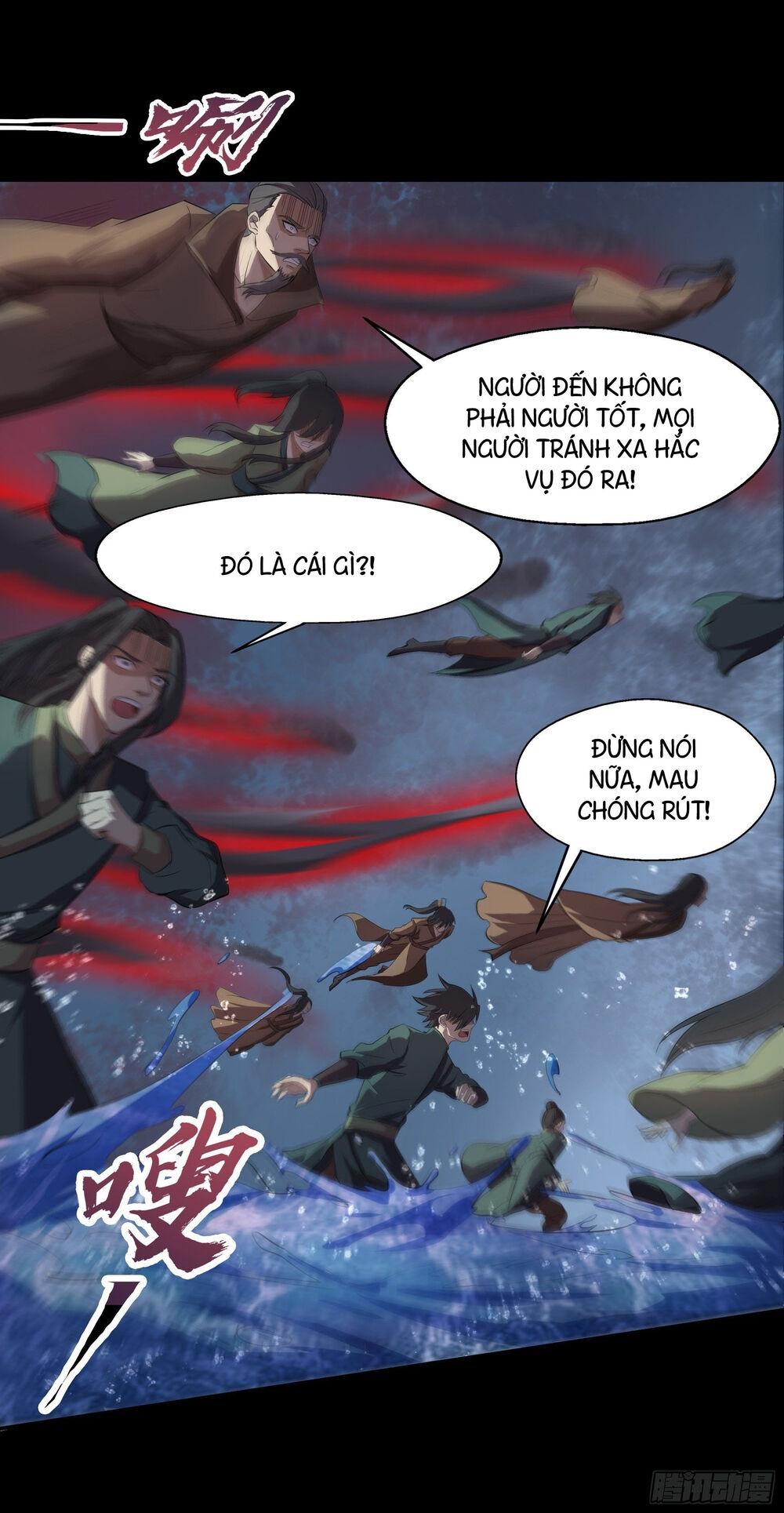 Thanh Đế Truyện Chapter 22 - Trang 21