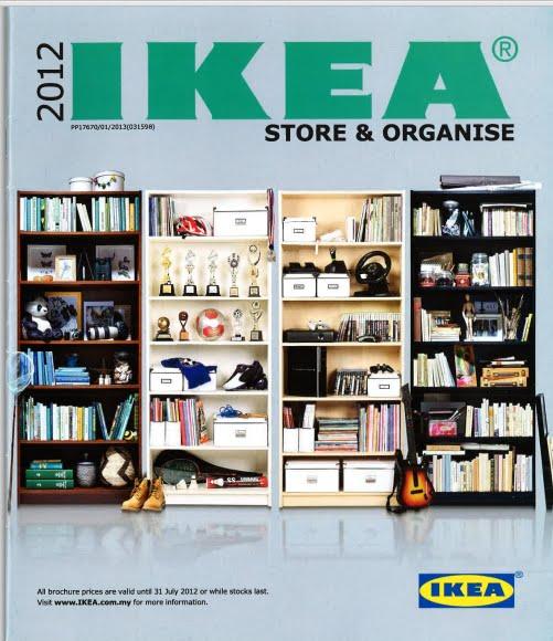 Berbalik Kepada Cerita Dapur Cuti Hujung Minggu Lepas Saya Sempat Ke Ikea Semuanya Gara Brochure Ni