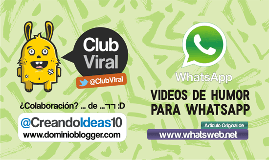Videos para WhatsApp