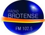 Rádio Brotense FM 102,5 de Brotas SP