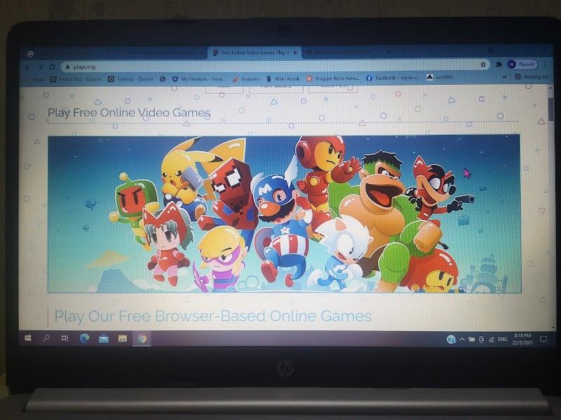 Isi Masa Lapang dengan Game Online