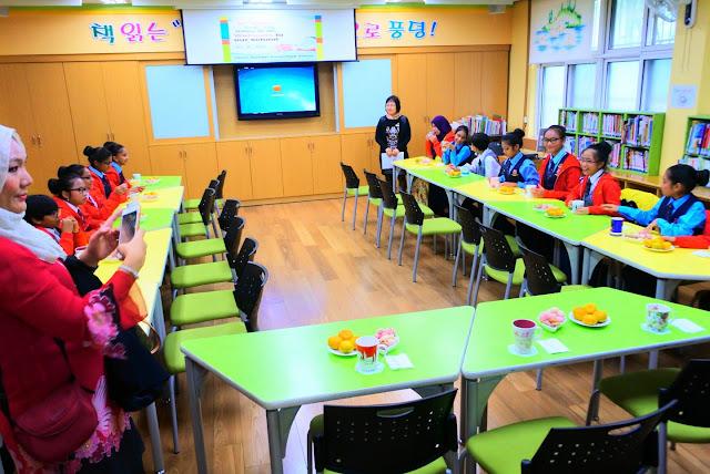 Muslim Student Tour to Korea