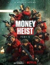 Money Heist (2021) Season 5 (Vol 1) HDRip [Hindi (ORG) + English] Full Movie Watch Online Free