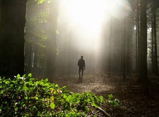 berjalanlah bersama Tuhan