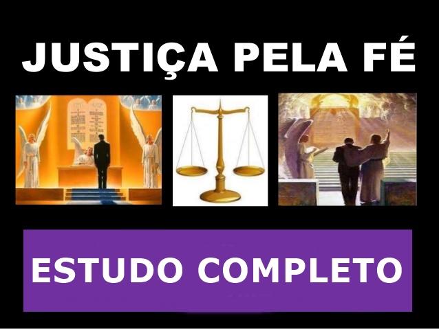 justiça pela fe
