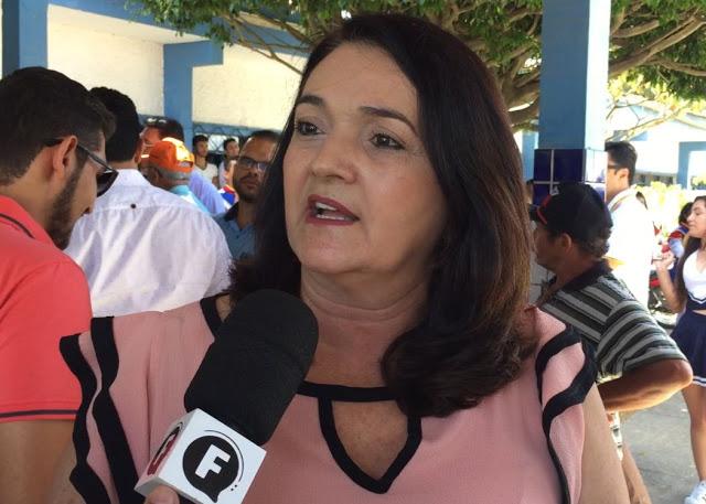 Ex-deputada Gilma testa positivo para Coronavírus