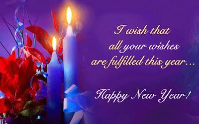 Happy new year 2020 images shayari in english