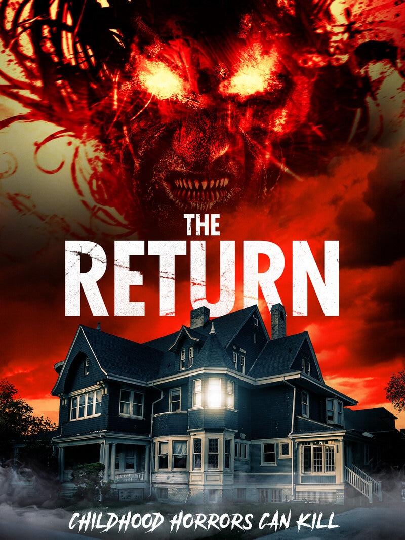 the return poster