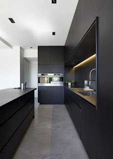 cocina color gris