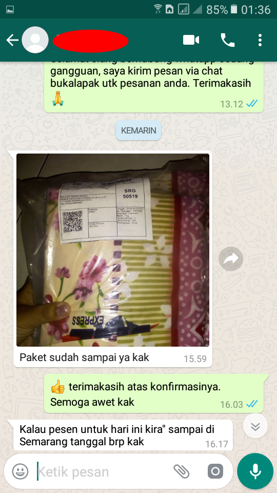 Testimoni Gorden Indonesia
