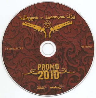 Villagers of Ioannina City (V.I.C.) - (2015) Promo 2010_cd