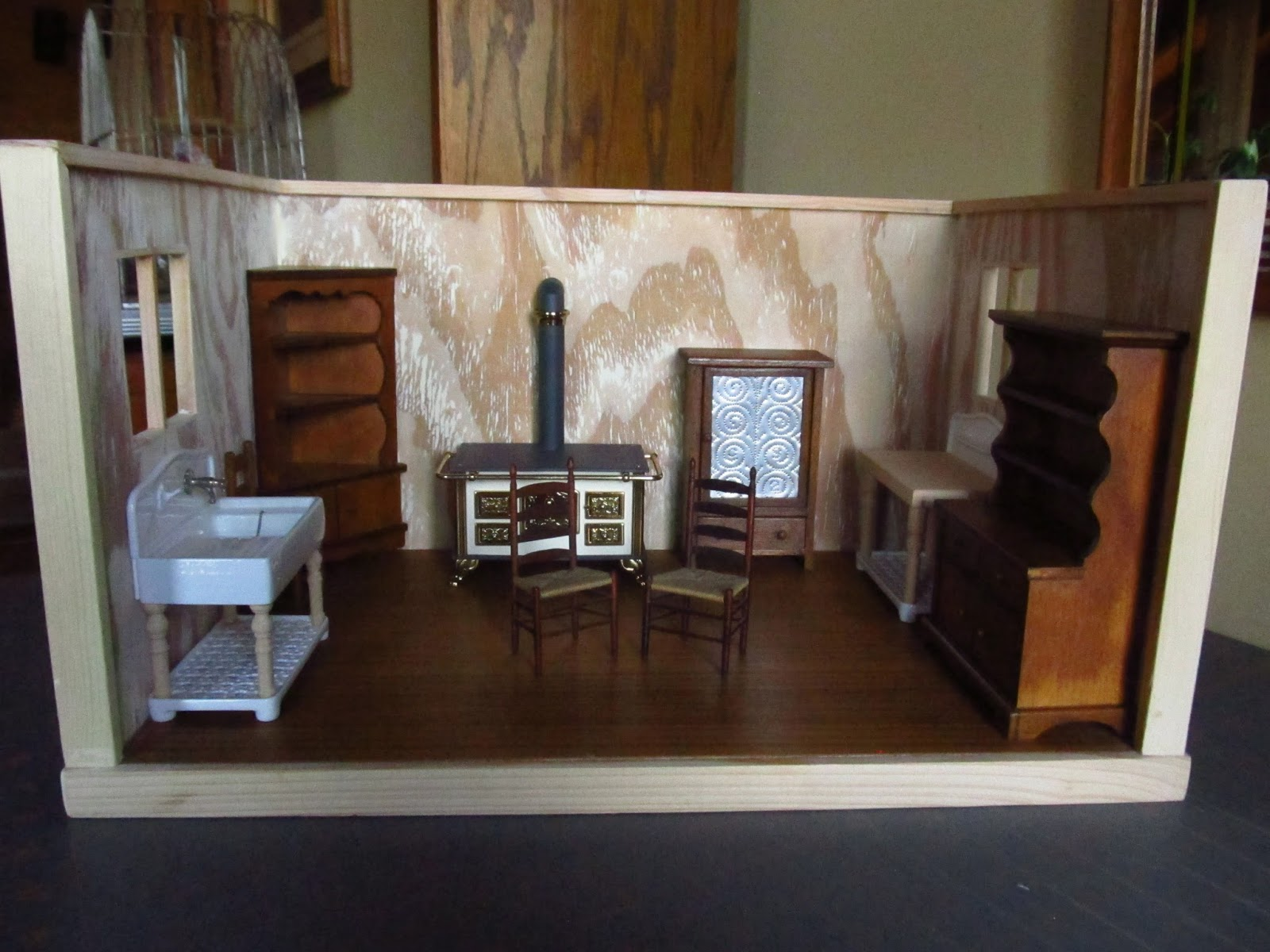 Kitchen Dollhouse Furniture Make Do Dolls Halls Lifetime Toys Dollhouse Furniture Kitchen