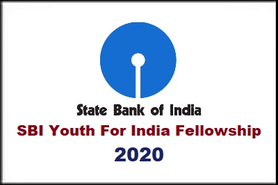 sbi fellowship 2020