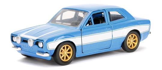 coleccion rapido y furioso, coleccion rapido y furioso jada tyos, coleccion rapido y furioso 1/32, 1974 Ford Escort